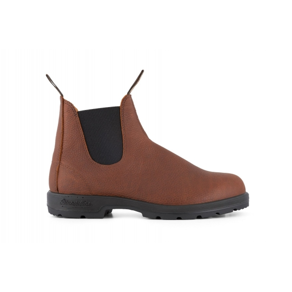 Blundstone 1445 Pebble Brown Leather Chelsea Boot