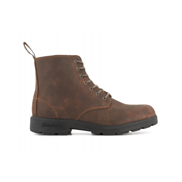 Blundstone 1450 Rustic Brown Leather Boots