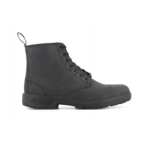 Blundstone 1451 Rustic Black Leather Boots