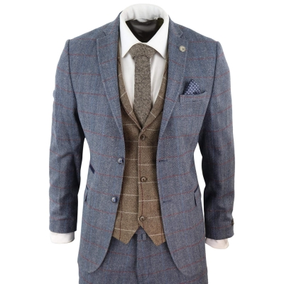 3 Piece Suits For Men Happy Gentleman